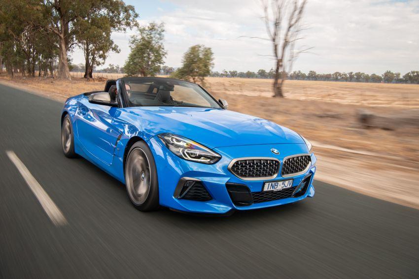 MEGA GALLERY: G29 BMW Z4 roadster in Australia Image #962222