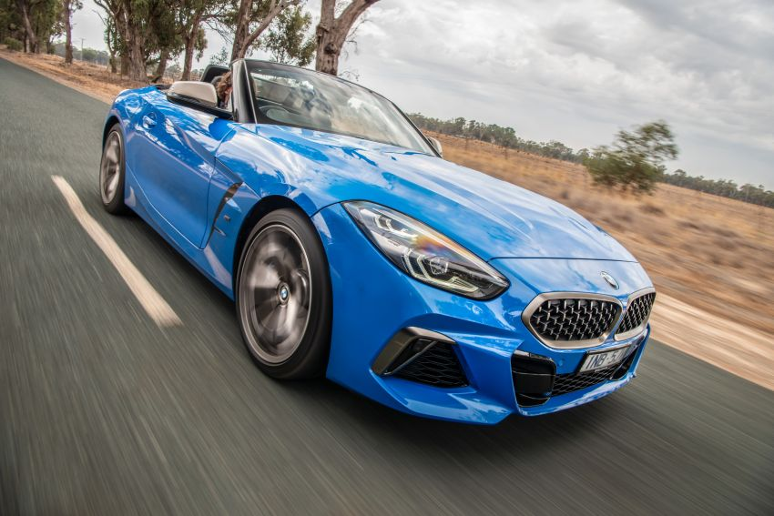 MEGA GALLERY: G29 BMW Z4 roadster in Australia Image #962225
