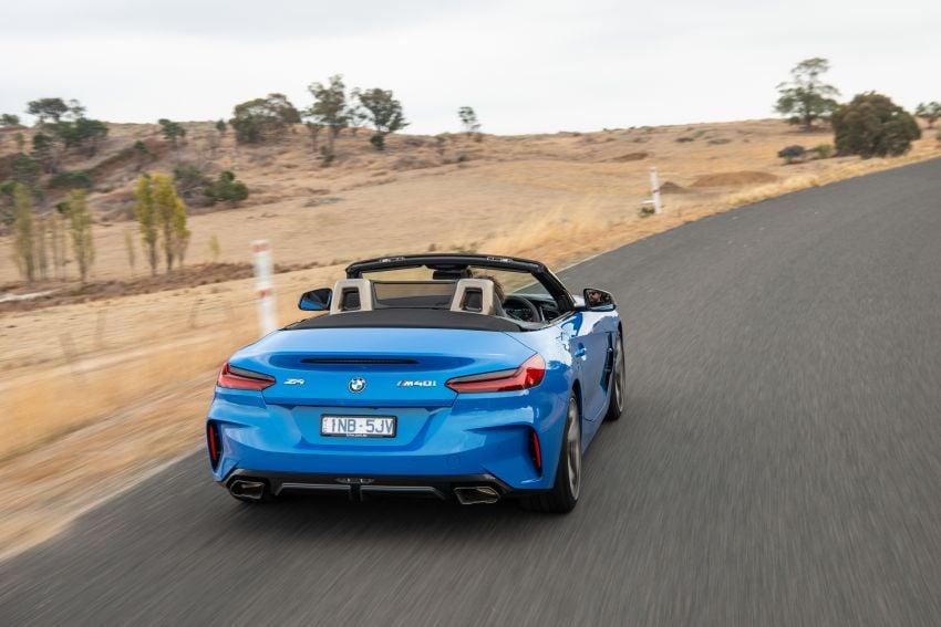 MEGA GALLERY: G29 BMW Z4 roadster in Australia Image #962229