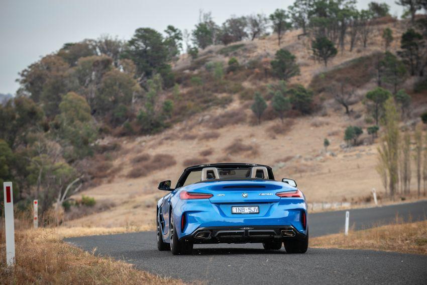 MEGA GALLERY: G29 BMW Z4 roadster in Australia Image #962231