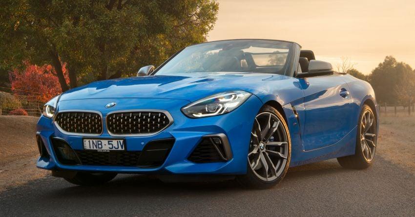 MEGA GALLERY: G29 BMW Z4 roadster in Australia Image #961933