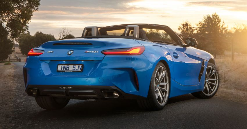 MEGA GALLERY: G29 BMW Z4 roadster in Australia Image #961934