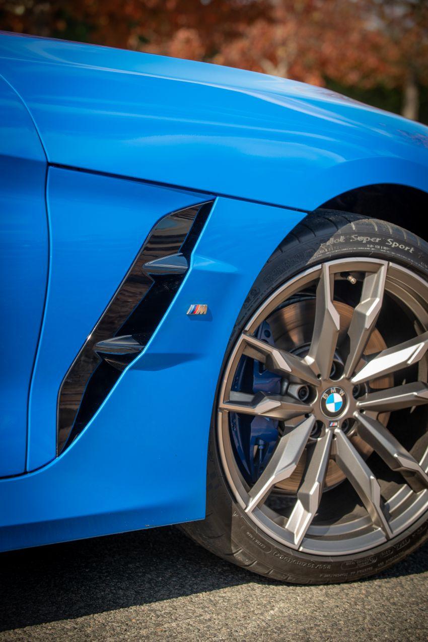MEGA GALLERY: G29 BMW Z4 roadster in Australia Image #961953