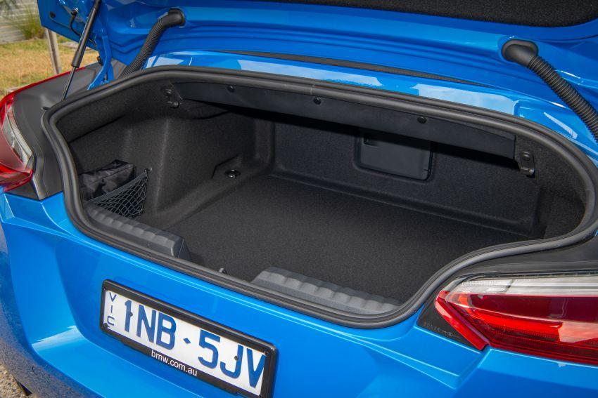 MEGA GALLERY: G29 BMW Z4 roadster in Australia Image #961957
