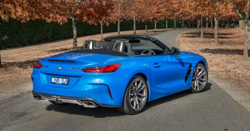 MEGA GALLERY: G29 BMW Z4 roadster in Australia Image #961935