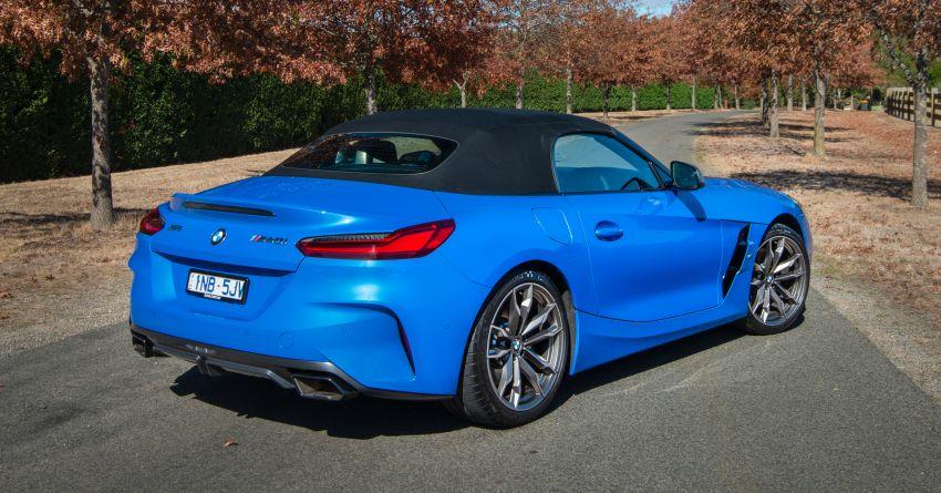 MEGA GALLERY: G29 BMW Z4 roadster in Australia Image #961937