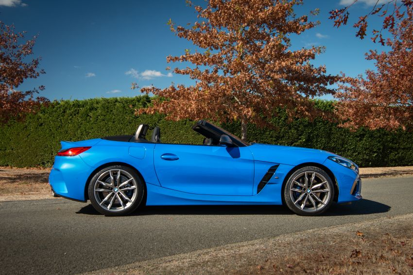 MEGA GALLERY: G29 BMW Z4 roadster in Australia Image #961938
