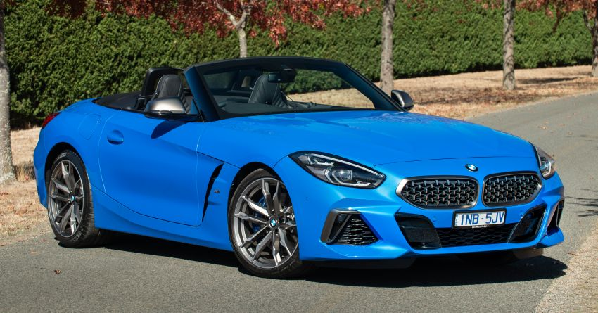 MEGA GALLERY: G29 BMW Z4 roadster in Australia Image #961940