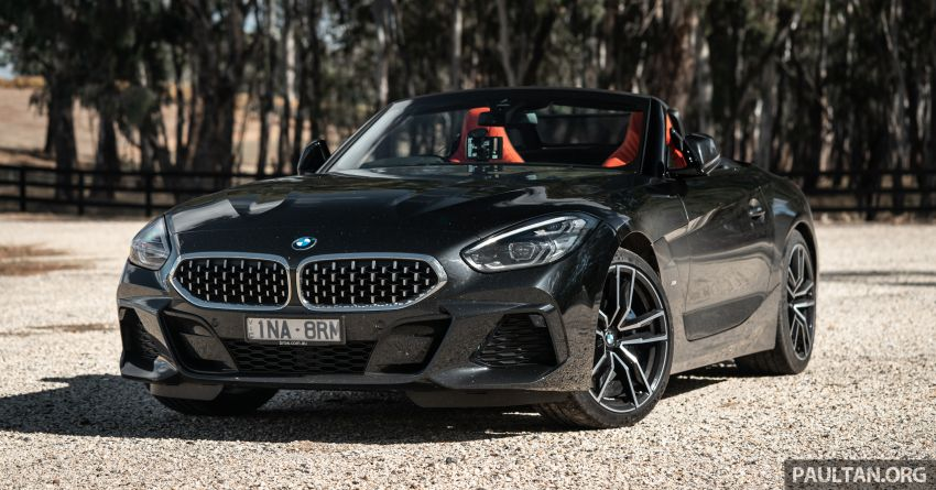 MEGA GALLERY: G29 BMW Z4 roadster in Australia Image #962287