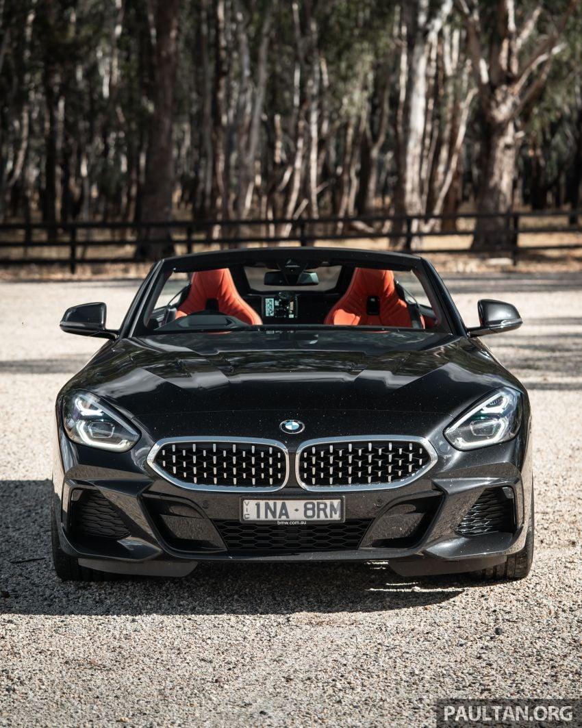 MEGA GALLERY: G29 BMW Z4 roadster in Australia Image #962307