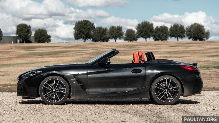 MEGA GALLERY: G29 BMW Z4 roadster in Australia Image #962308