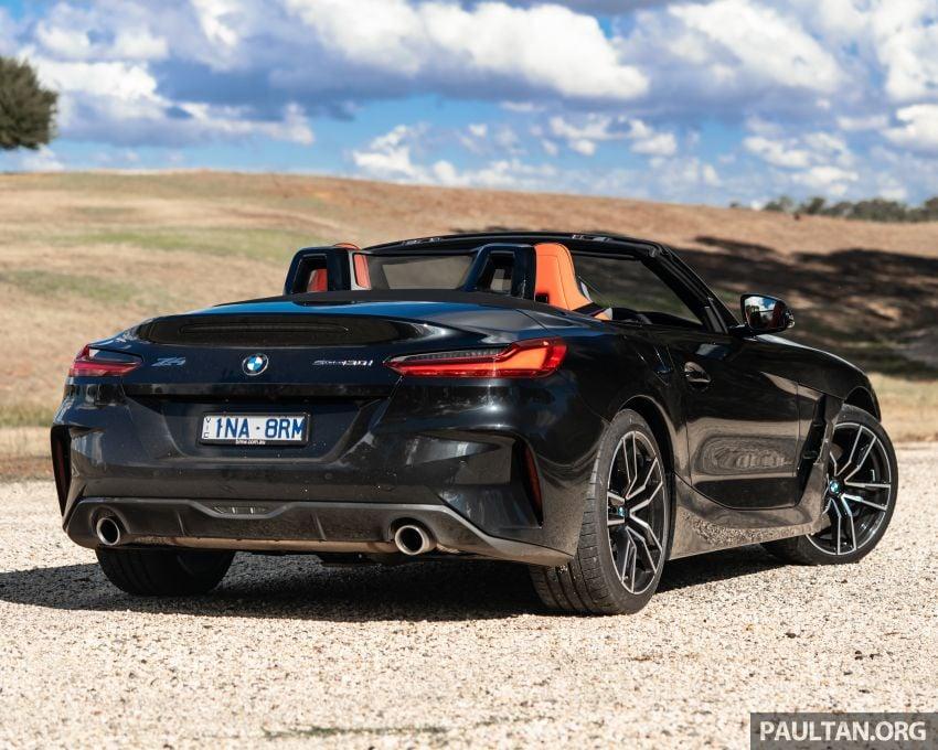 MEGA GALLERY: G29 BMW Z4 roadster in Australia Image #962312