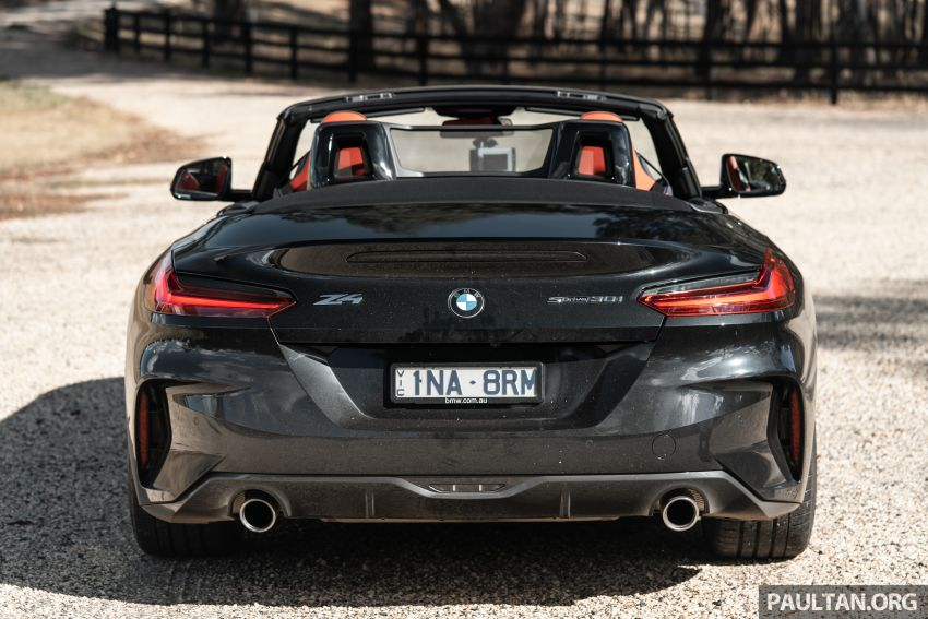 MEGA GALLERY: G29 BMW Z4 roadster in Australia Image #962315