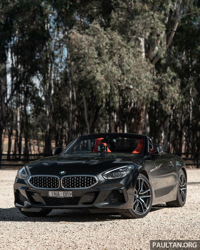 MEGA GALLERY: G29 BMW Z4 roadster in Australia Image #962289