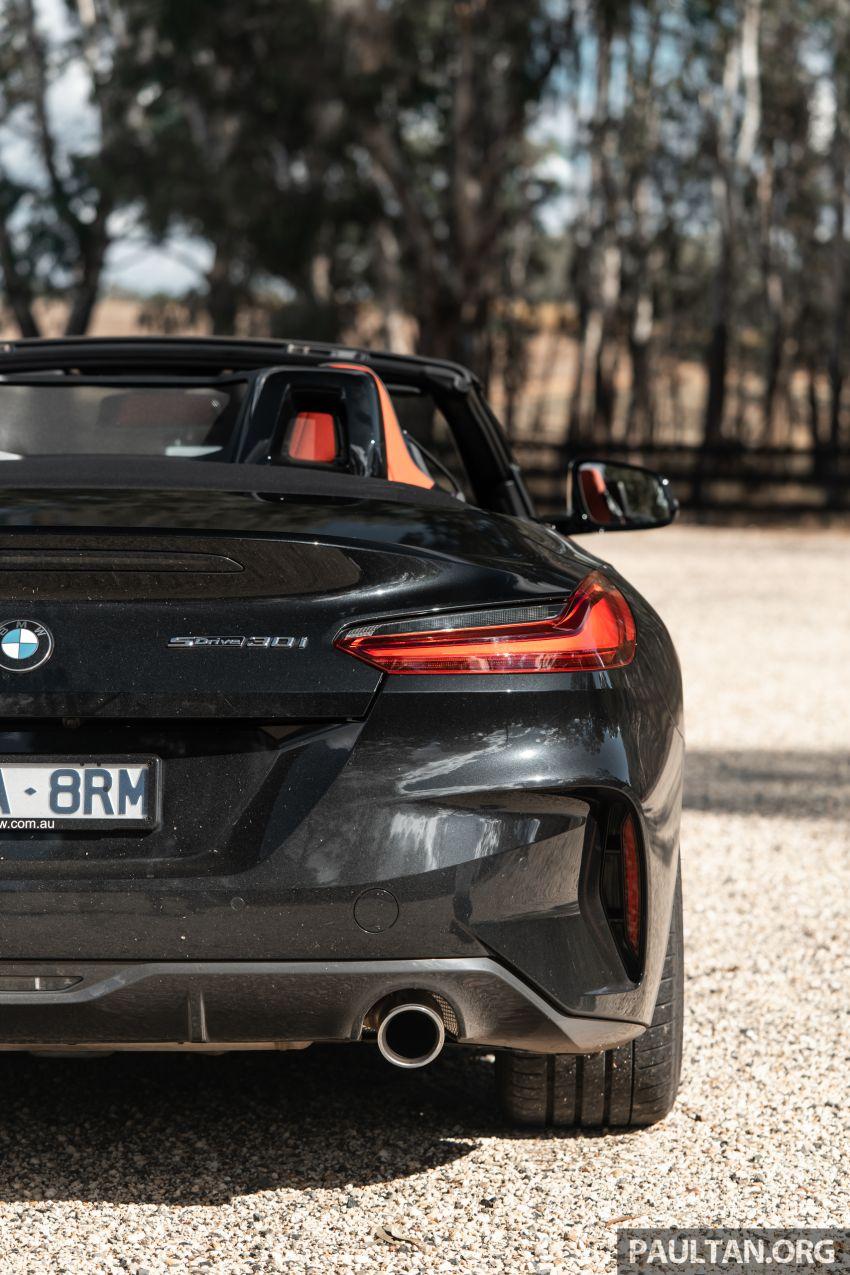 MEGA GALLERY: G29 BMW Z4 roadster in Australia Image #962319