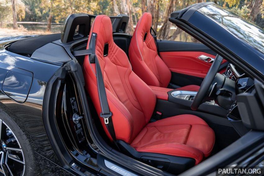 MEGA GALLERY: G29 BMW Z4 roadster in Australia Image #962331