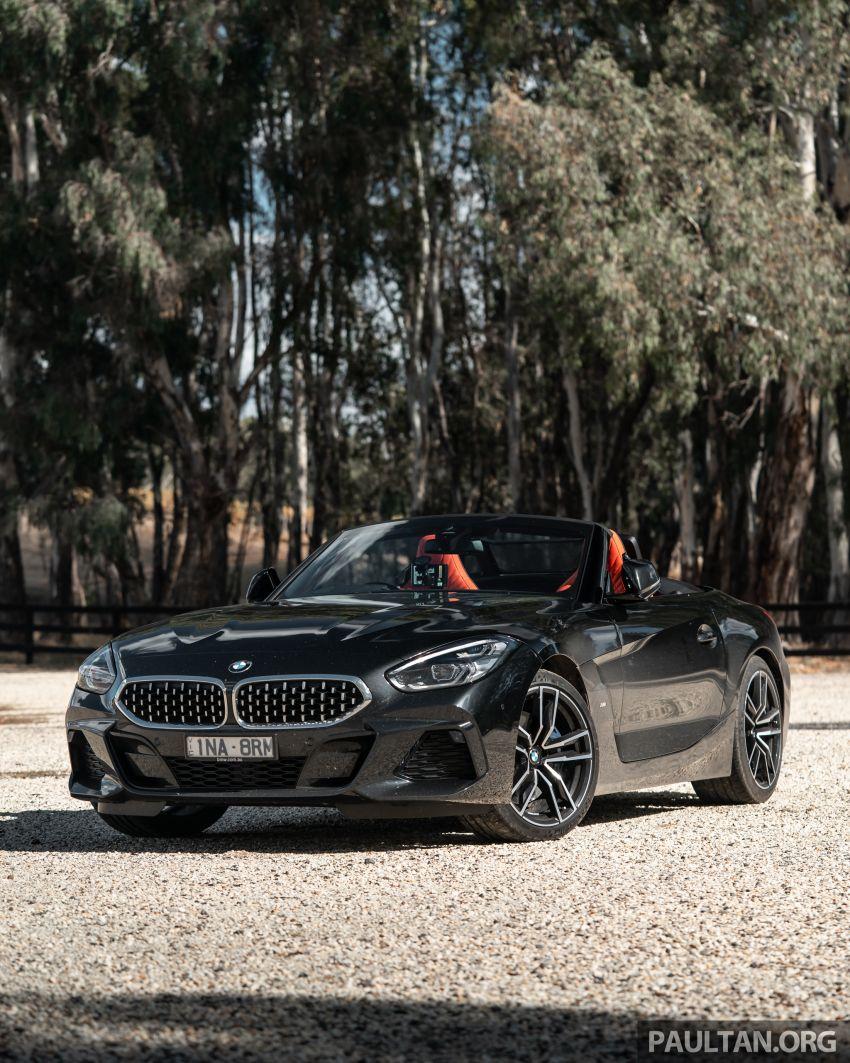 MEGA GALLERY: G29 BMW Z4 roadster in Australia Image #962293