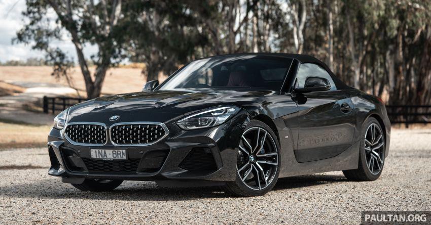 MEGA GALLERY: G29 BMW Z4 roadster in Australia Image #962341