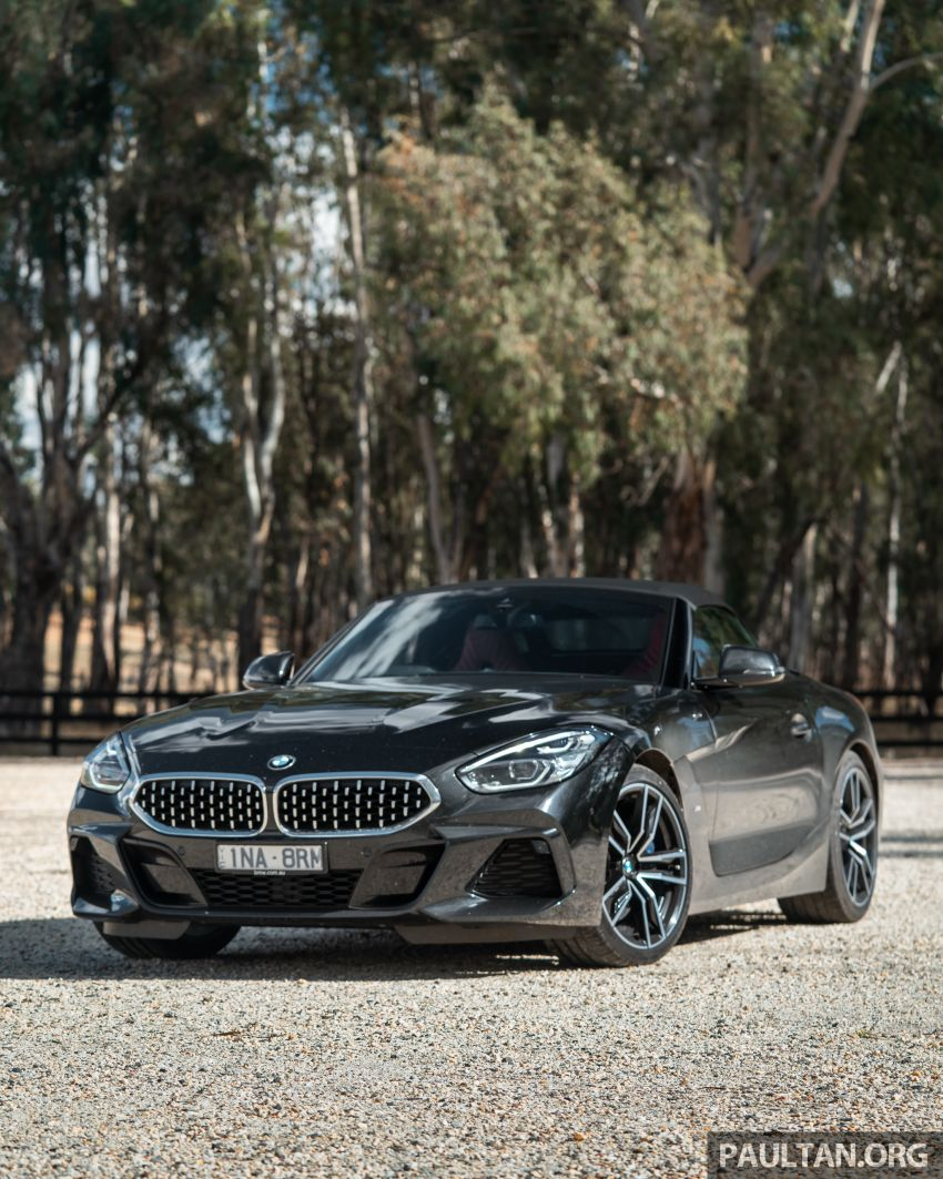 MEGA GALLERY: G29 BMW Z4 roadster in Australia Image #962342