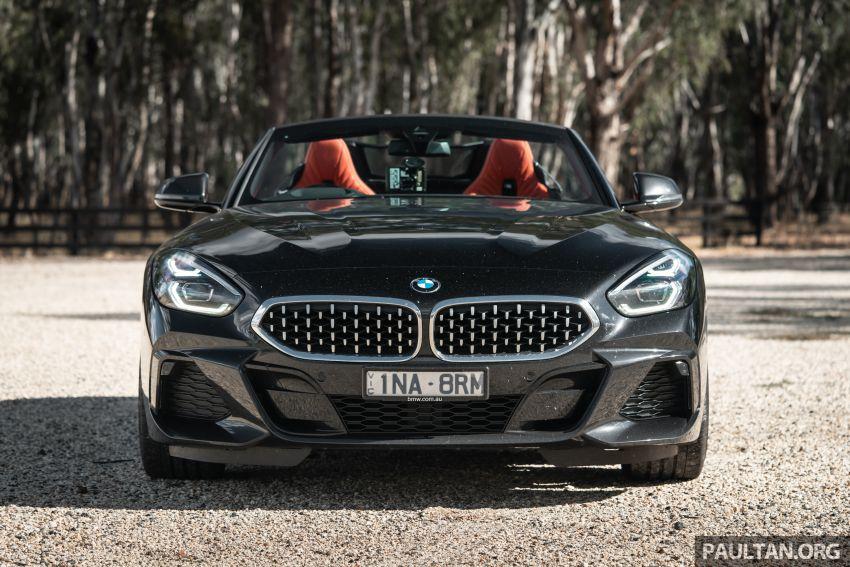 MEGA GALLERY: G29 BMW Z4 roadster in Australia Image #962306