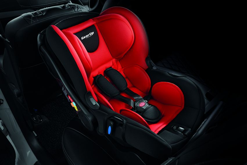 Perodua ramps up its road safety campaign for Hari Raya – GearUp child seats at promotional prices Image #958871
