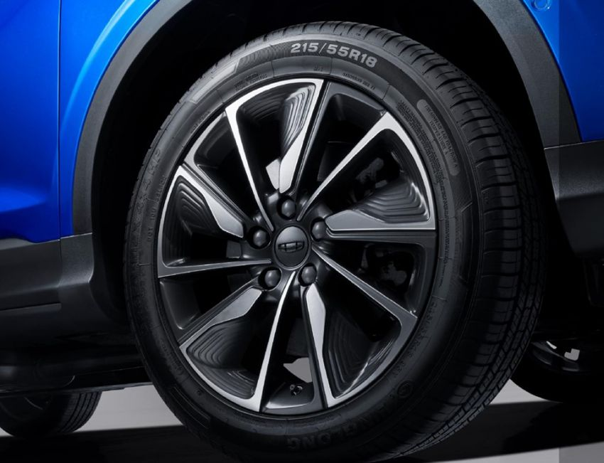 Geely Binyue PHEV plug-in hybrid SUV launching soon – will we get it as the Proton X50 PHEV? Image #956704