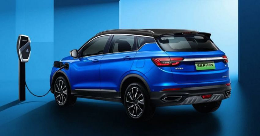 Geely Binyue PHEV plug-in hybrid SUV launching soon – will we get it as the Proton X50 PHEV? Image #956708