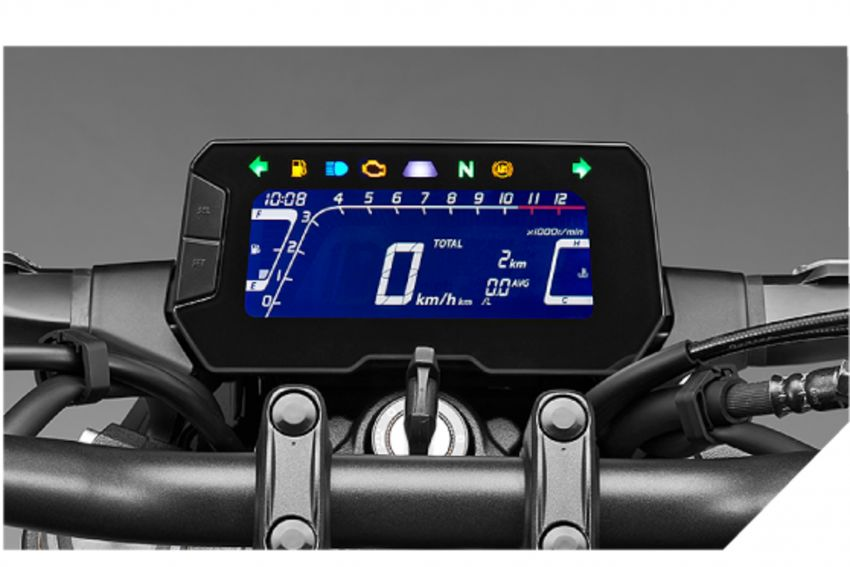 Honda CB250R dan CRF250 Rally ditawarkan dalam warna baru – harga masing-masing RM23k dan RM27k Image #960540
