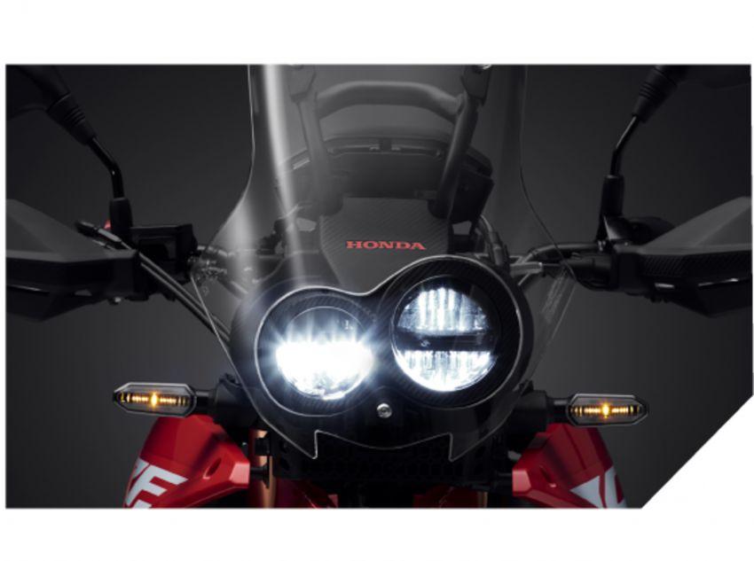 Honda CB250R dan CRF250 Rally ditawarkan dalam warna baru – harga masing-masing RM23k dan RM27k Image #960544