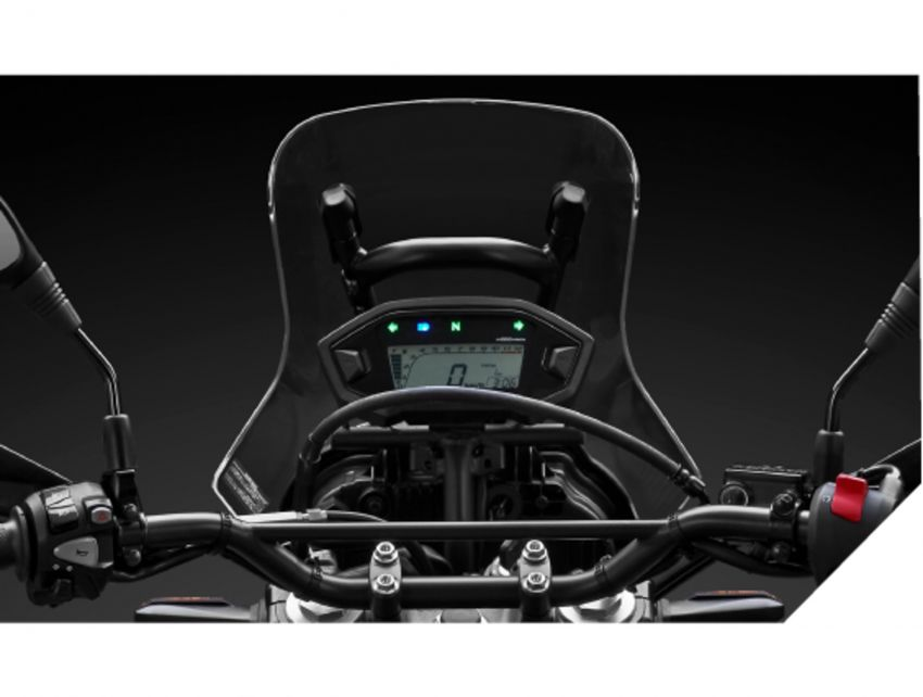 Honda CB250R dan CRF250 Rally ditawarkan dalam warna baru – harga masing-masing RM23k dan RM27k Image #960546