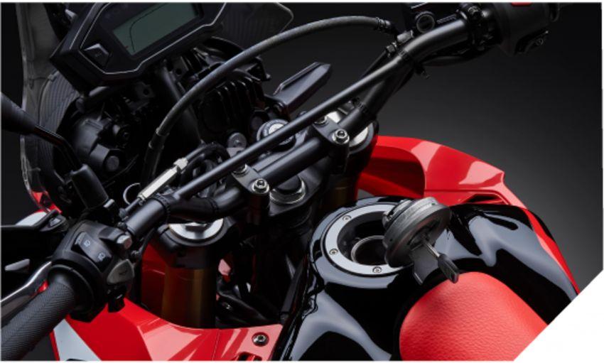 Honda CB250R dan CRF250 Rally ditawarkan dalam warna baru – harga masing-masing RM23k dan RM27k Image #960549