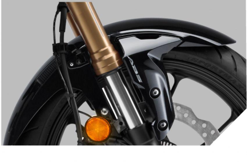 Honda CB250R dan CRF250 Rally ditawarkan dalam warna baru – harga masing-masing RM23k dan RM27k Image #960553