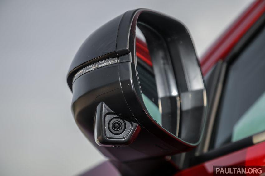 GALLERY: Honda HR-V RS with full-black interior Image #961559