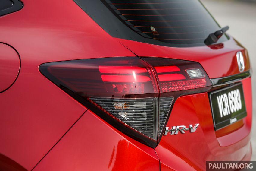GALLERY: Honda HR-V RS with full-black interior Image #961568