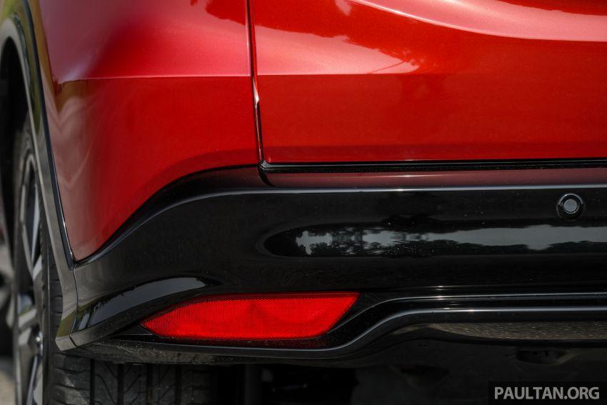 GALLERY: Honda HR-V RS with full-black interior Image #961570