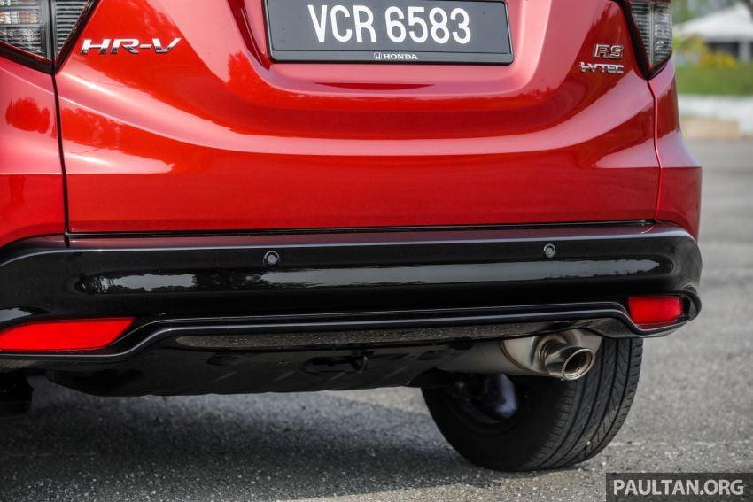 GALLERY: Honda HR-V RS with full-black interior Image #961573