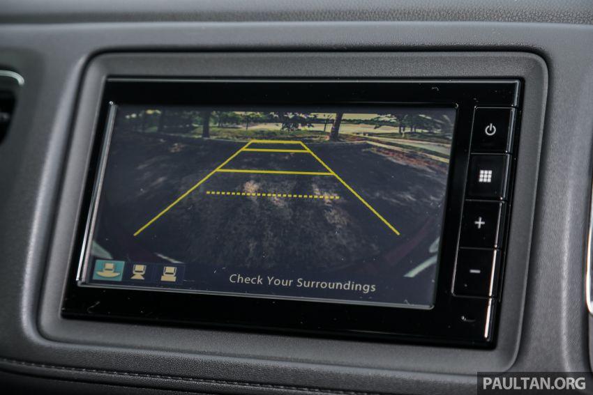 GALLERY: Honda HR-V RS with full-black interior Image #961606