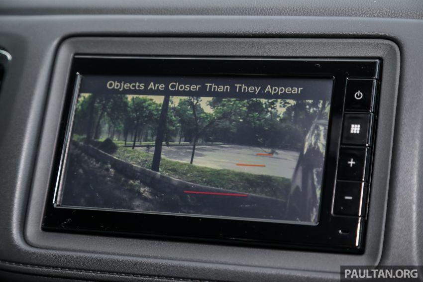 GALLERY: Honda HR-V RS with full-black interior Image #961609