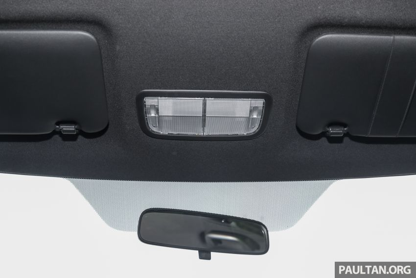 GALLERY: Honda HR-V RS with full-black interior Image #961621