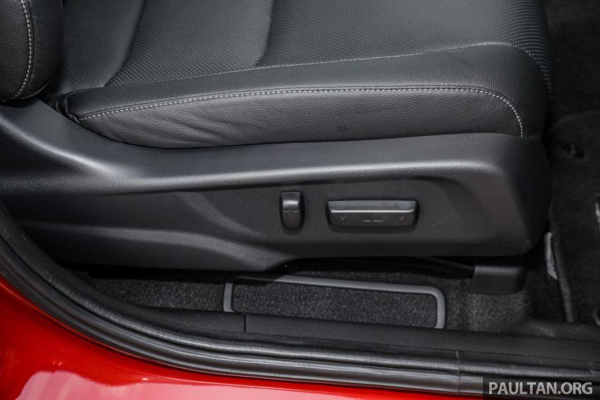 GALLERY: Honda HR-V RS with full-black interior Image #961496