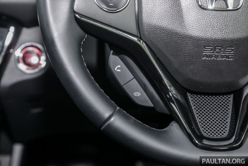 GALLERY: Honda HR-V RS with full-black interior Image #961596