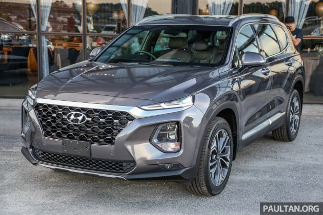 Hyundai Santa Fe Tm Launched In Malaysia 2 4 Mpi And 2 2 Crdi Executive And Premium From Rm170k Paultan Org