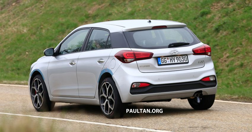 SPIED: Hyundai i20 N – 200 hp Polo GTi rival spotted! Image #958419