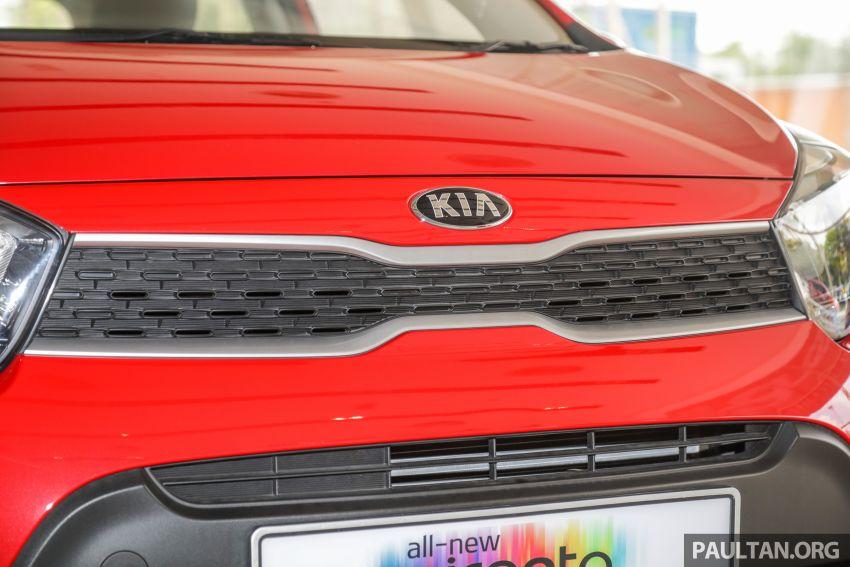 Kia Picanto KX, X-Line in Malaysia – RM45k & RM58k Image #961434
