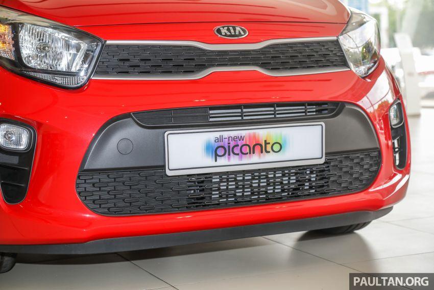 Kia Picanto KX, X-Line in Malaysia – RM45k & RM58k Image #961435