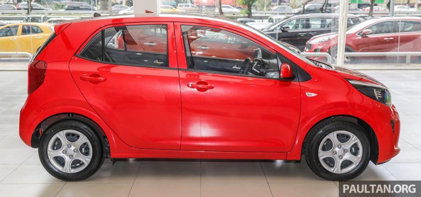 Kia Picanto KX, X-Line in Malaysia – RM45k & RM58k Image #961428