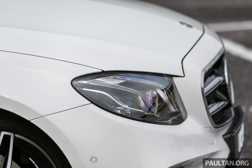 FIRST DRIVE: W213 Mercedes-Benz E350 – RM399,888 Image #956938