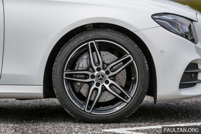 FIRST DRIVE: W213 Mercedes-Benz E350 – RM399,888 Image #956944