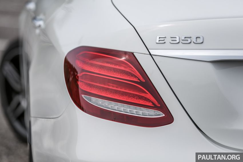 FIRST DRIVE: W213 Mercedes-Benz E350 – RM399,888 Image #956953
