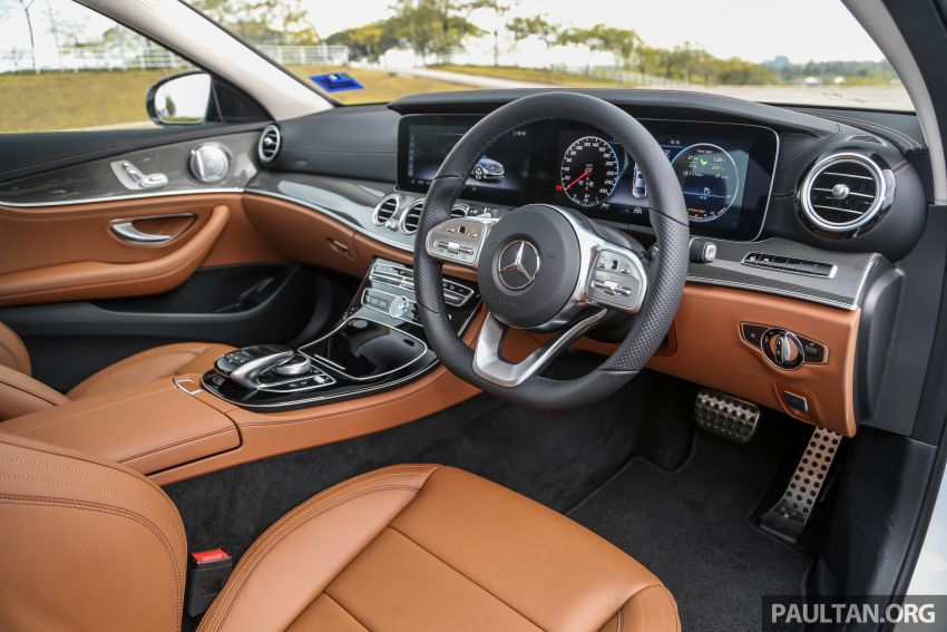FIRST DRIVE: W213 Mercedes-Benz E350 – RM399,888 Image #956960